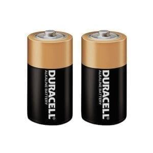 Duracell Batteries C (2 Pack) - BAT3000-2