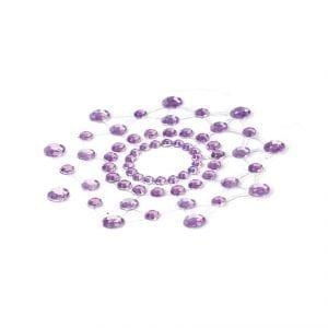 Bijoux Mimi Nipple Covers-Violet - BI45