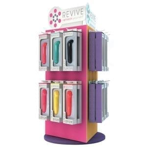 Revive Spinning Counter Top Display - BN99993