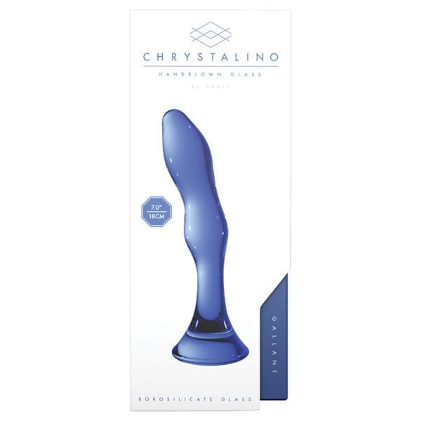 """Chrystalino Gallant Blue 7"""" - CHR005BLU"""