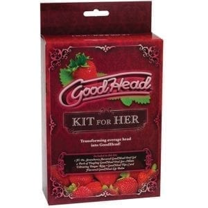 GoodHead Kit For Her-Strawberry - D1360-21BX