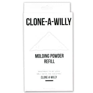 Clone-A-Willy Molding Powder 3oz - E4602-11