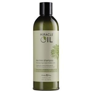 Earthly Body Miracle Oil Tea Tree Shampoo 16oz - EB1030-04