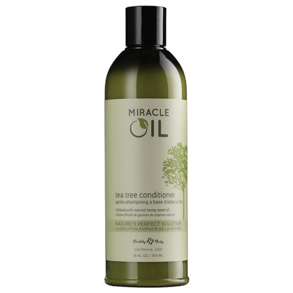 Earthly Body Miracle Oil Tea Tree Conditioner 16oz - EB1030-05