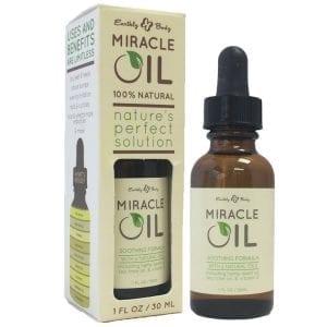 Earthly Body Miracle Oil 1oz - EB1030