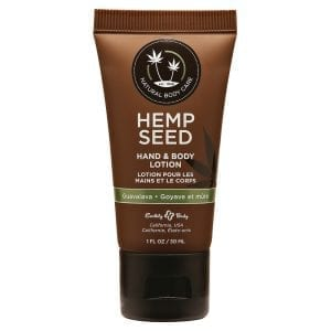 Earthly Body Hemp Seed Lotion-Guavalava Basket 1oz 50 pack - EB1044-03-99