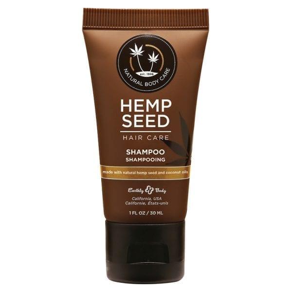 Earthly Body Hemp Seed Hair Care Shampoo 1oz - EB3000-01