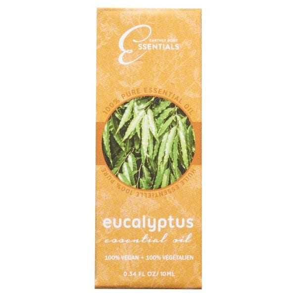 Earthly Body Essential Oil-Eucalyptus 10ml - EBE7002