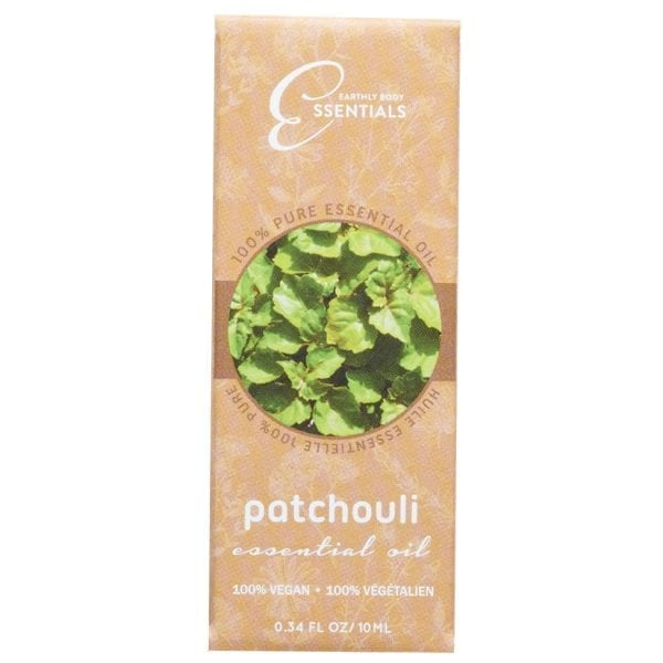 Earthly Body Essential Oil-Patchouli 10ml - EBE7004