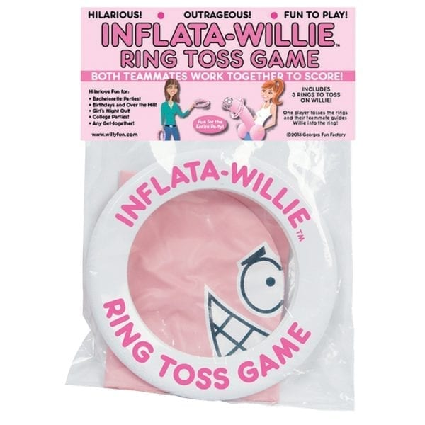 Inflata-Willi Ring Toss Game - GFF900
