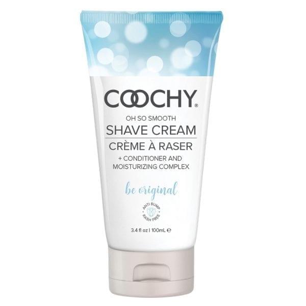 Coochy Shave Cream-Be Original 3.4oz - HCOO1002-03