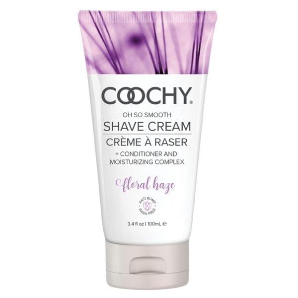 Coochy Shave Cream-Floral Haze 3.4oz - HCOO1004-03