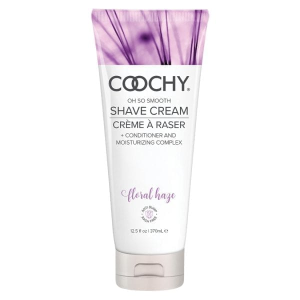 Coochy Shave Cream-Floral Haze 12.5oz - HCOO1004-12