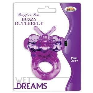 Purrfect Pets Buzzy Butterfly-Purple - HP2135