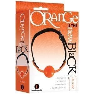 The 9's Orange Is The New Black-SiliGag - IB2323-2