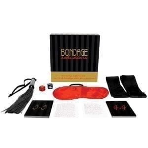Bondage Seductions Game - KG-44