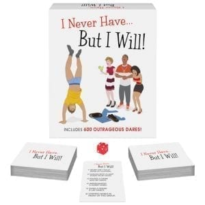 I Never Have But I Will Card Game - KGBGA15