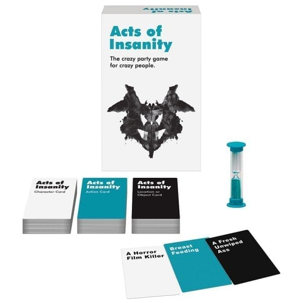 Acts of Insanity - KGBGA19