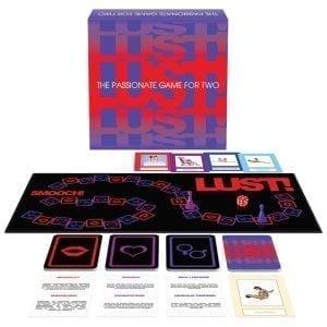Lust! Board Game - KGBGR02