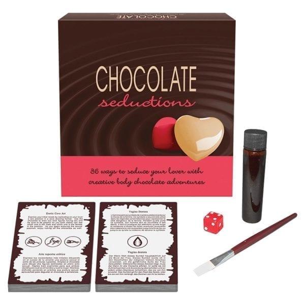 Chocolate Seductions Game - KGBGR111