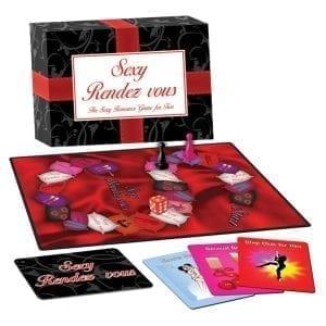 Sexy Rendez Vous Game - KGBGR155