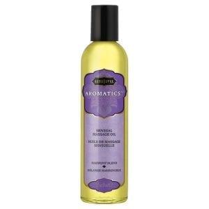 Kama Sutra Aromatic Massage Oil- Harmony Blend 2oz - KS10276