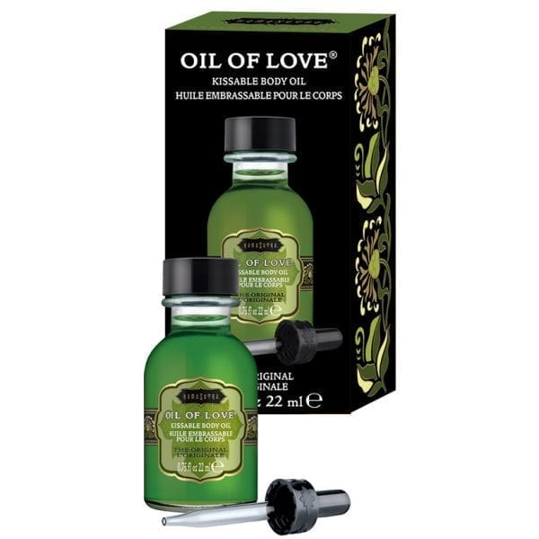 Kama Sutra Oil of Love-The Original .75oz - KS12001