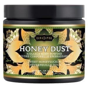 Kama Sutra Honey Dust-Sweet Honeysuckle 6oz - KS12011