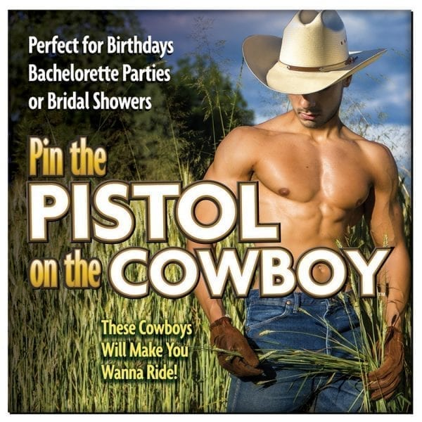 Pin The Pistol On The Cowboy - LGBG052