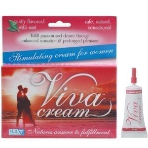 Viva Cream 3 Pack of .25oz Tubes - MD1500