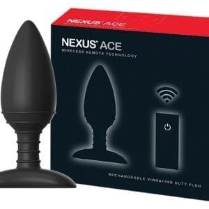Nexus Ace Small-Black - NXACE003