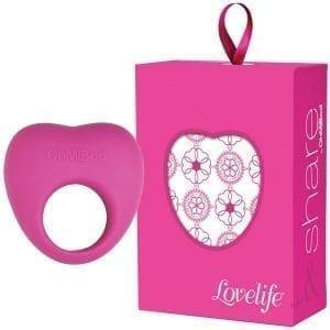 Lovelife Share Couples Ring    [Regular Price 29.50] - OMBLL01