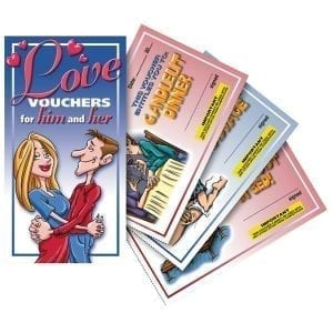 Love Vertical Vouchers - OZVCB-01