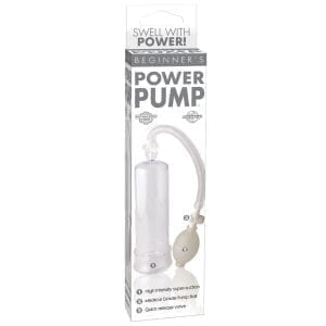 Beginner's Power Pump-Clear - PD3241-20