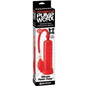 Pump Worx Silicone Pump Red - PD3255-15