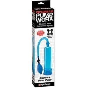 Pump Worx Beginner's Pump Blue - PD3260-14