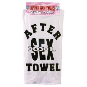 After Sex Towel Carded - PD5056-01