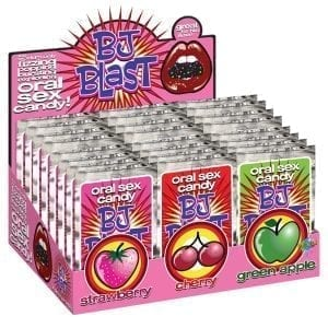 BJ Blast-Assorted Display of 36 - PD7432-99