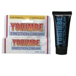 Yohimbe Erection Cream .5oz - PD9811-00
