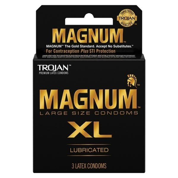 Trojan Magnum XL (3 Pack) - PM02015