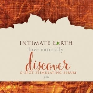 Intimate Earth Discover G-Spot Serum Foil 3ml - PP001F
