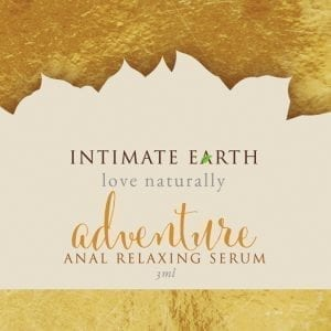 Intimate Earth Adventure Anal Relaxing Serum Foil 3ml - PP005F