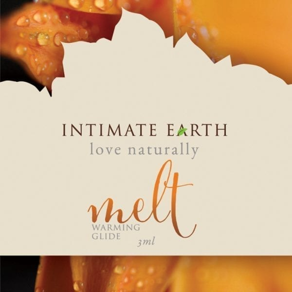 Intimate Earth Melt Warming Glide Foil 3ml - PP032F