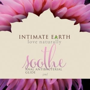 Intimate Earth Soothe Anal Antibacterial Glide Foil 3ml - PP035F