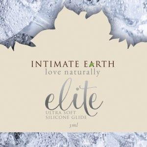 Intimate Earth Elite Ultra Soft Silicone Glide Shitake Foil 3ml - PP049F