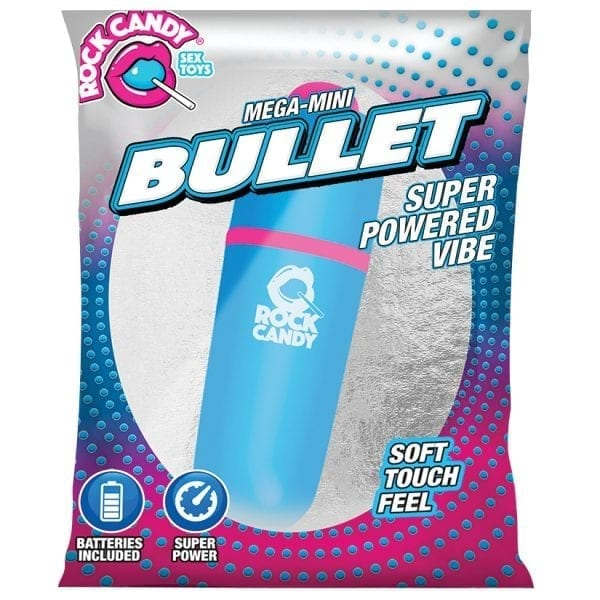 Rock Candy Bullet-Blue - RC1200-02