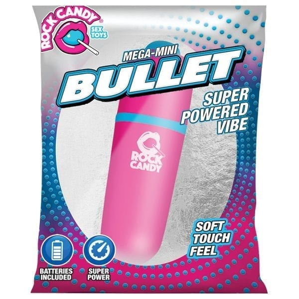 Rock Candy Bullet-Pink - RC1200-06