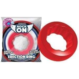 Rock On Ring-Red - RC1300-04