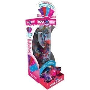 Rock Candy Gummy Vibes Pack of 24 - RC1400-00