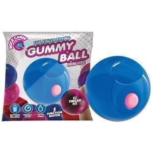 Rock Candy Gummy Balls-Blue - RC1500-02